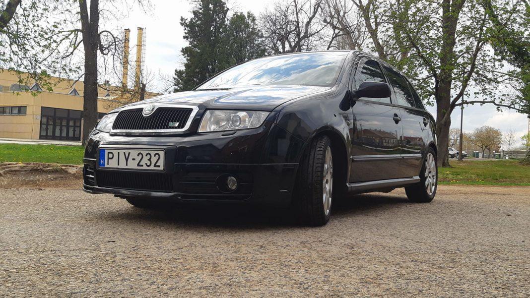 Škoda Fabia RS (2004)