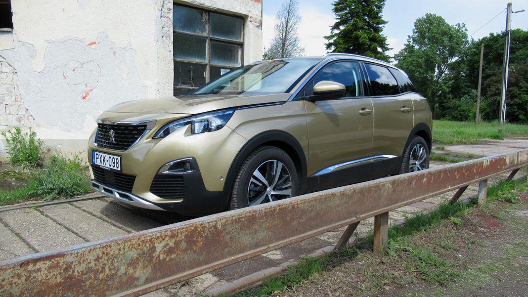 Peugeot 3008 1,5 BlueHDi Allure