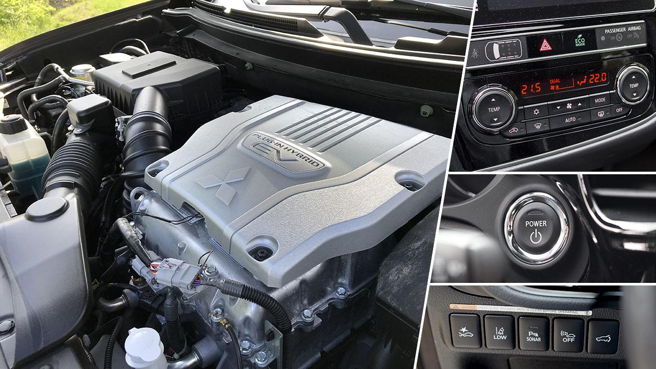 Mitsubishi Outlander PHEV 2019 tapasztalatok
