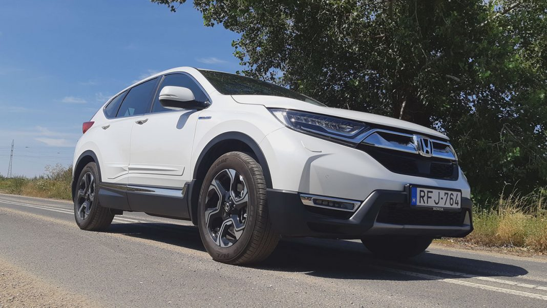 Honda CR-V 2.0 i-MMD Hybrid 2WD Elegance