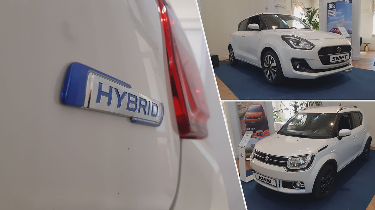Suzuki hibridek