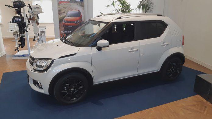 Hibridekkel erősít a listavezető Suzuki