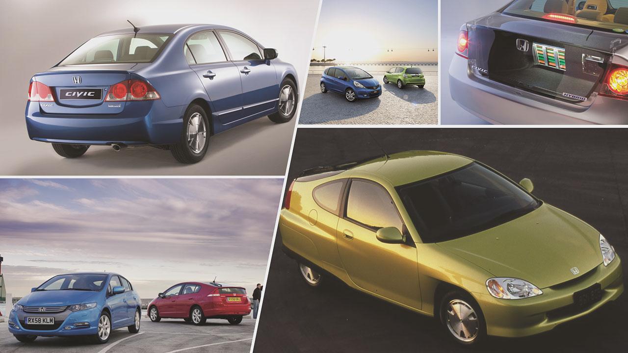 Honda használt hibrid- és EV akkumulátorok