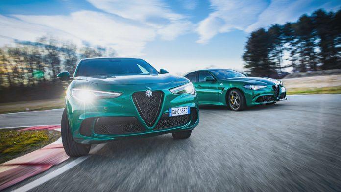 Alfa Romeo Giulia és Stelvio Quadrifoglio
