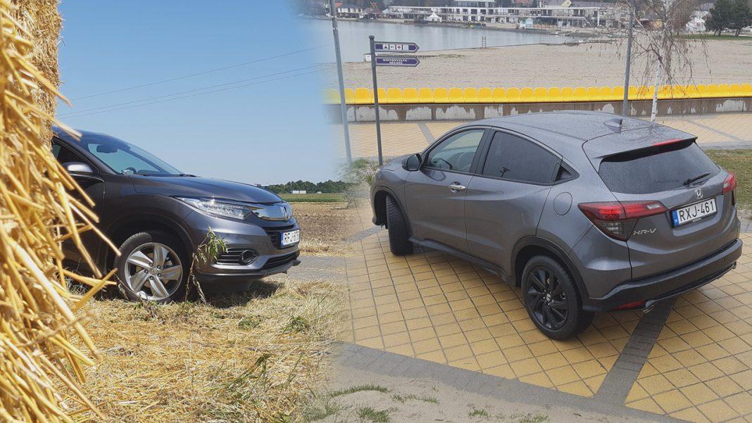 Honda HR-V 1.5 i-VTEC és HR-V VTEC TURBO CVT teszt