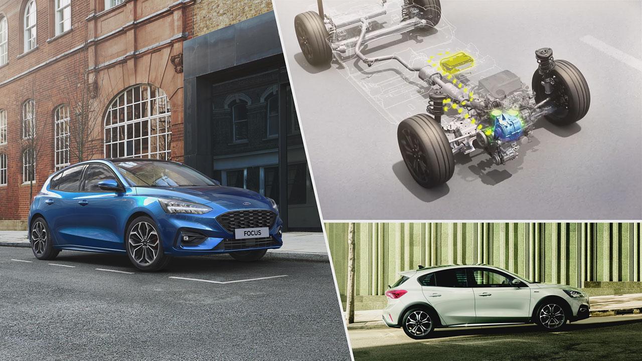 Itt a kétmotoros Focus – Ford Focus 1.0 EcoBoost Hybrid