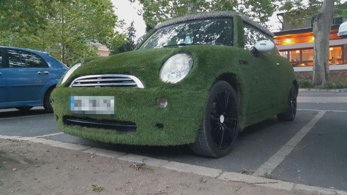A legzöldebb Mini