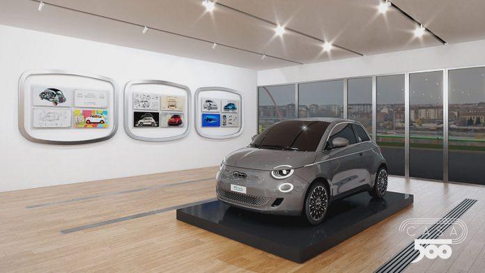 Virtuális Fiat 500 múzeum – Virtual Casa 500