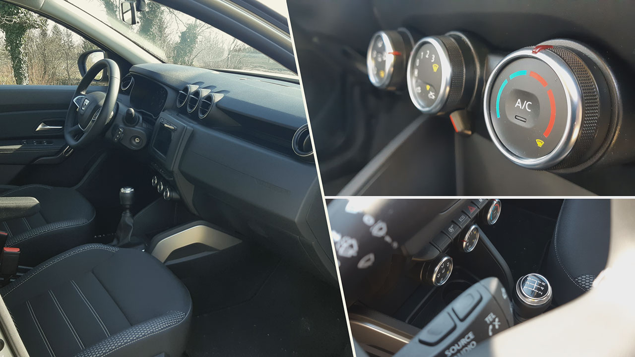 Dacia Duster TCe 100 2WD beltere