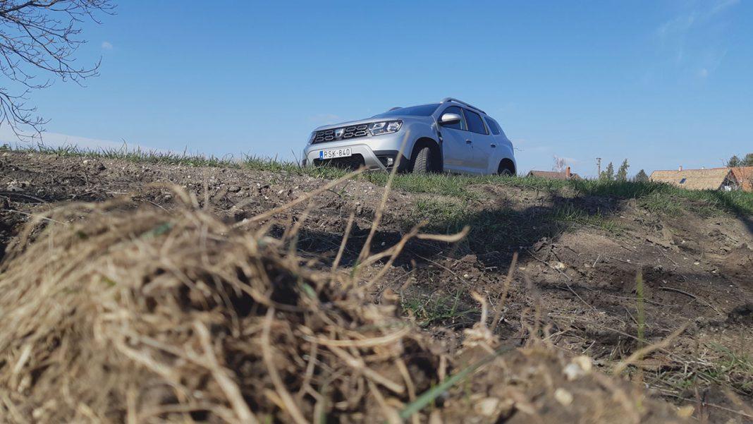 Dacia Duster TCe 100 2WD