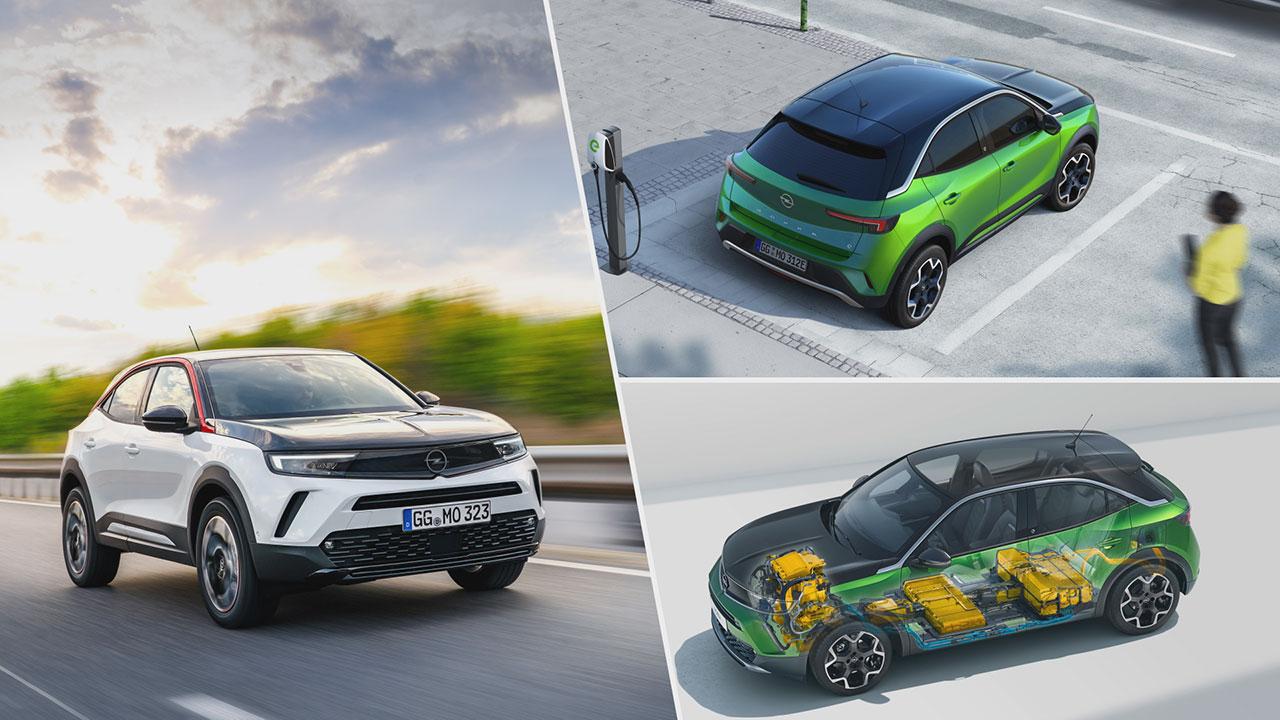Az új Opel Mokka