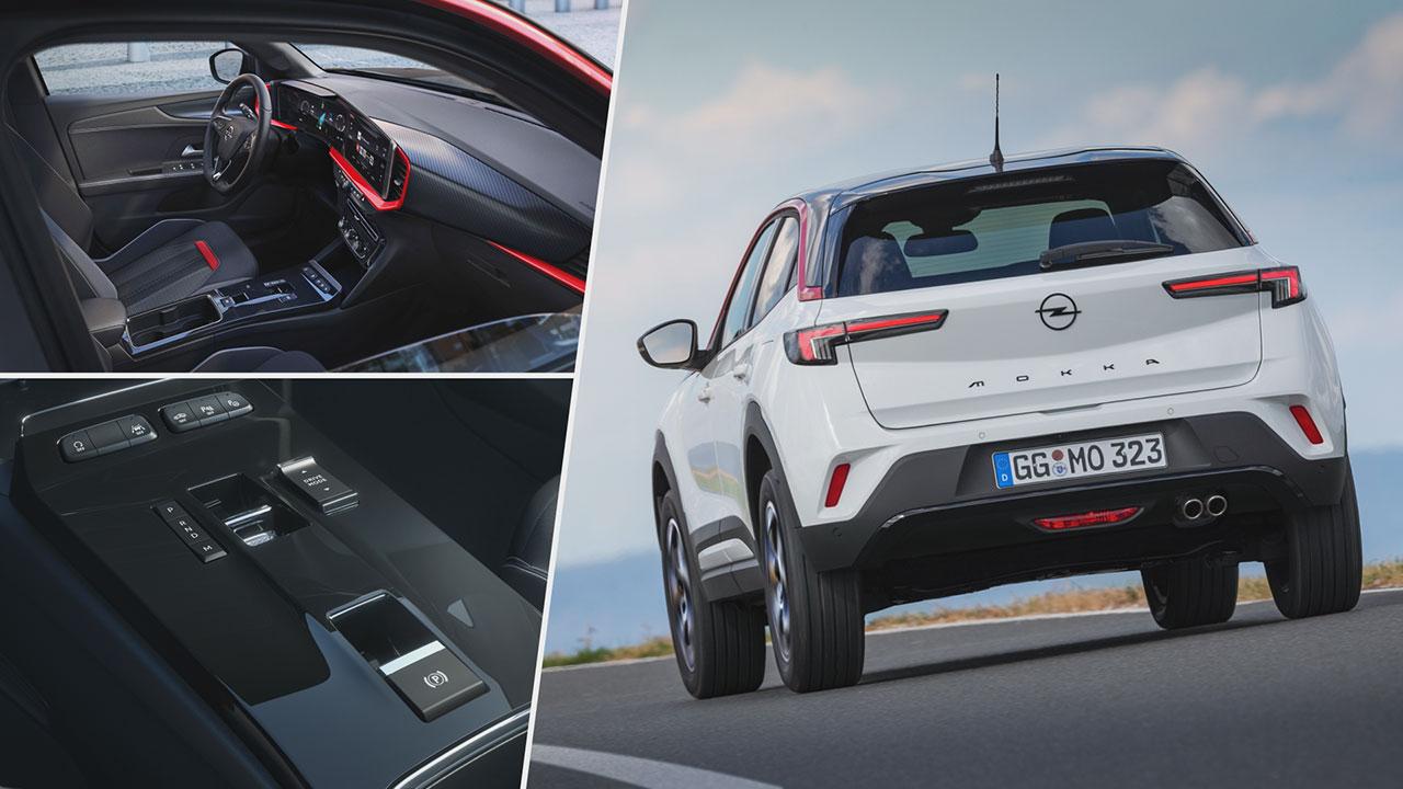 Opel Mokka GS Line csomag