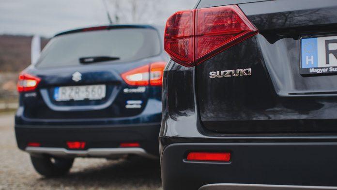Suzuki eladások 2020