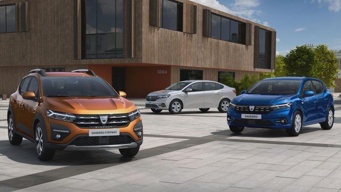 Dacia Logan és Sandero