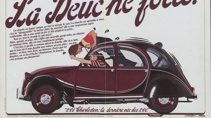 Citroën 2 CV 6 Charleston