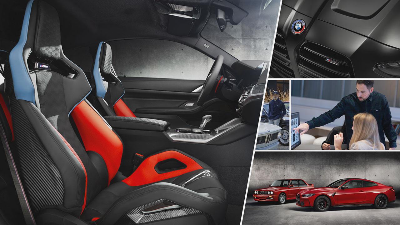 BMW M4 Competition x KITH részletek