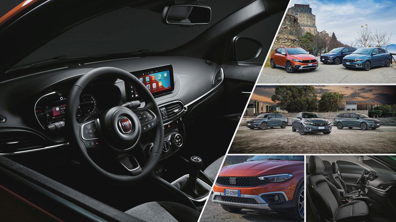 Az új Fiat Tipo részletei