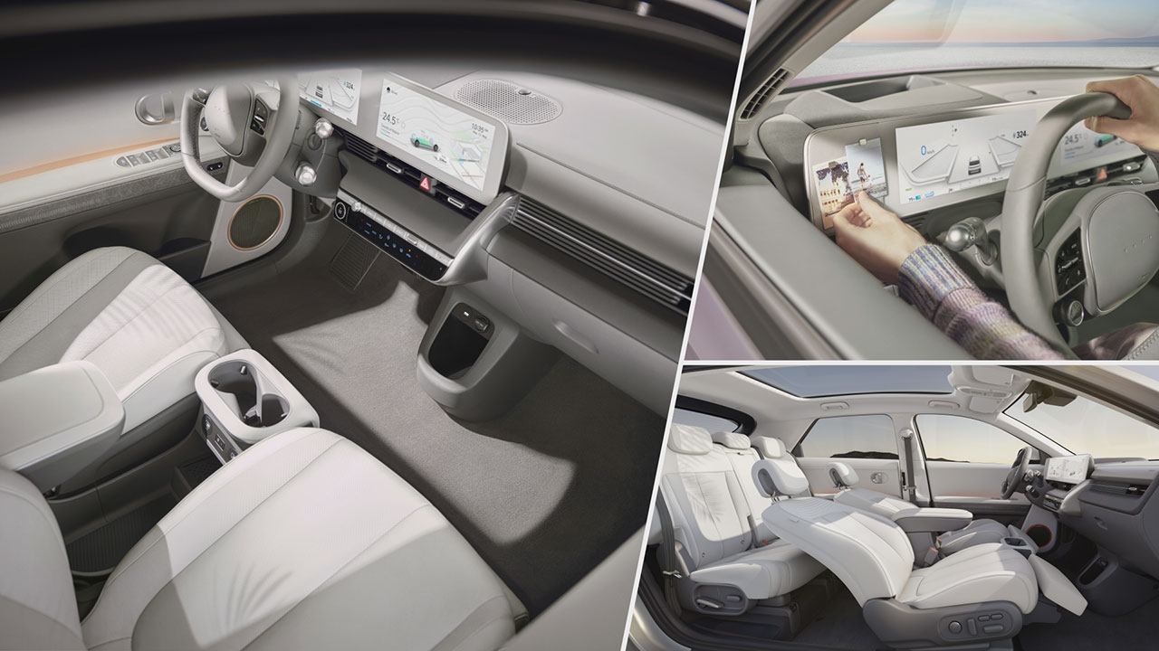 Hyundai IONIQ 5 beltere