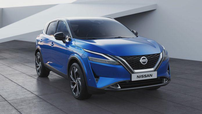 Az új Nissan Qashqai