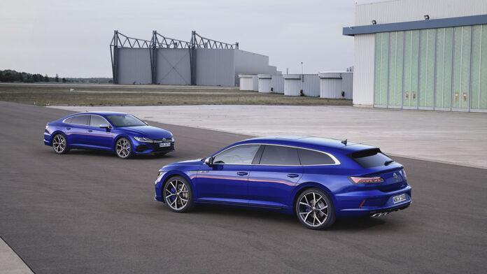 Volkswagen Arteon R és Arteon Shooting Brake R