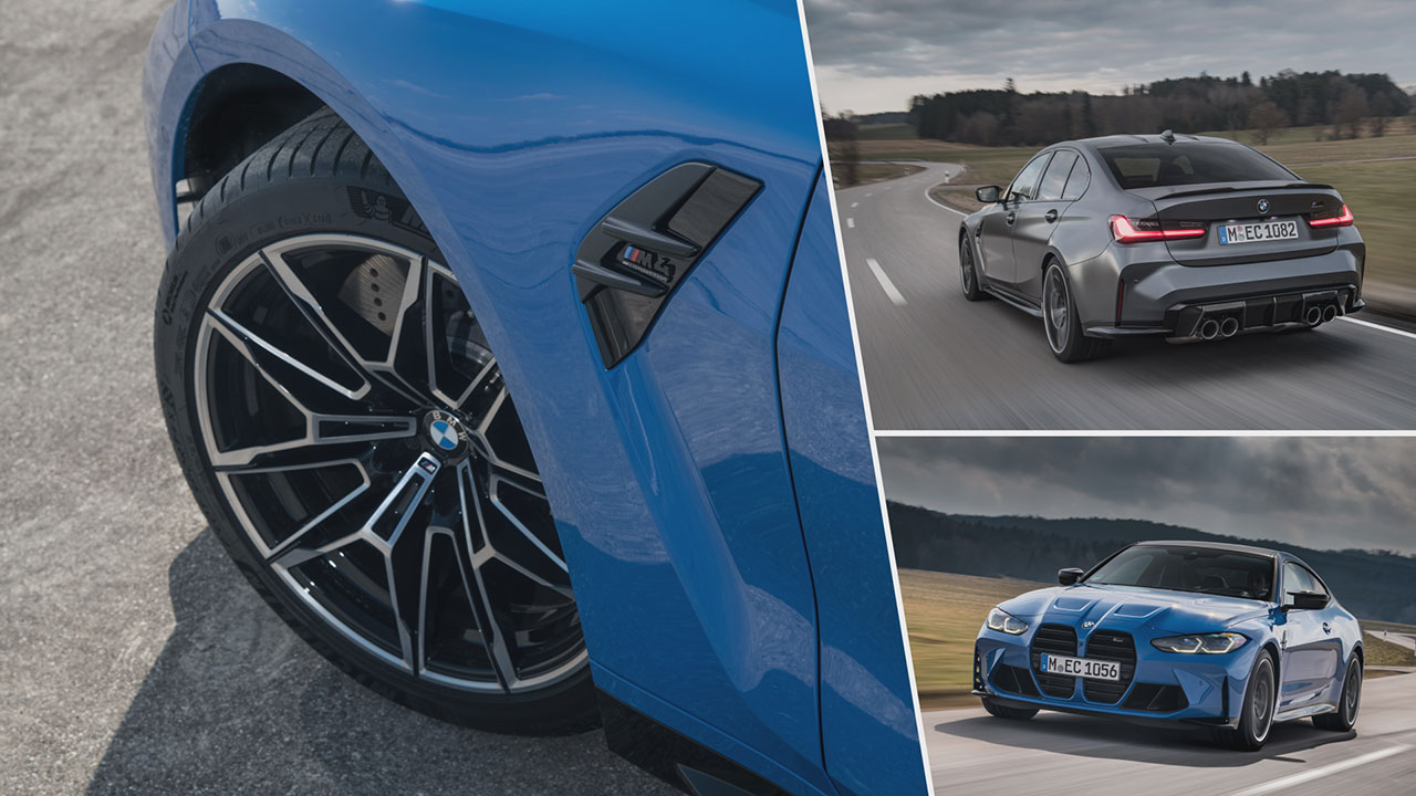 BMW M3 és M4 Competition M xDrive felnik