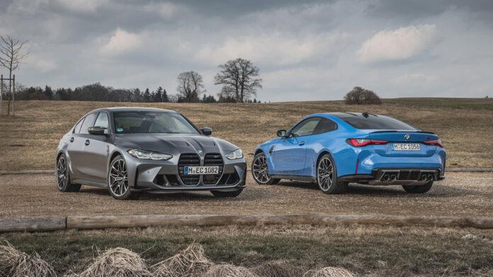 BMW M3 és M4 Competition M xDrive