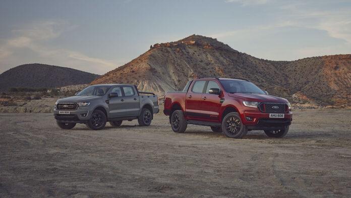 Ford Ranger Stormtrak és Wolftrak