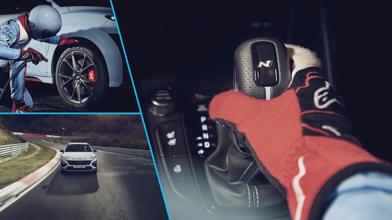 Hyundai Kona N részletek