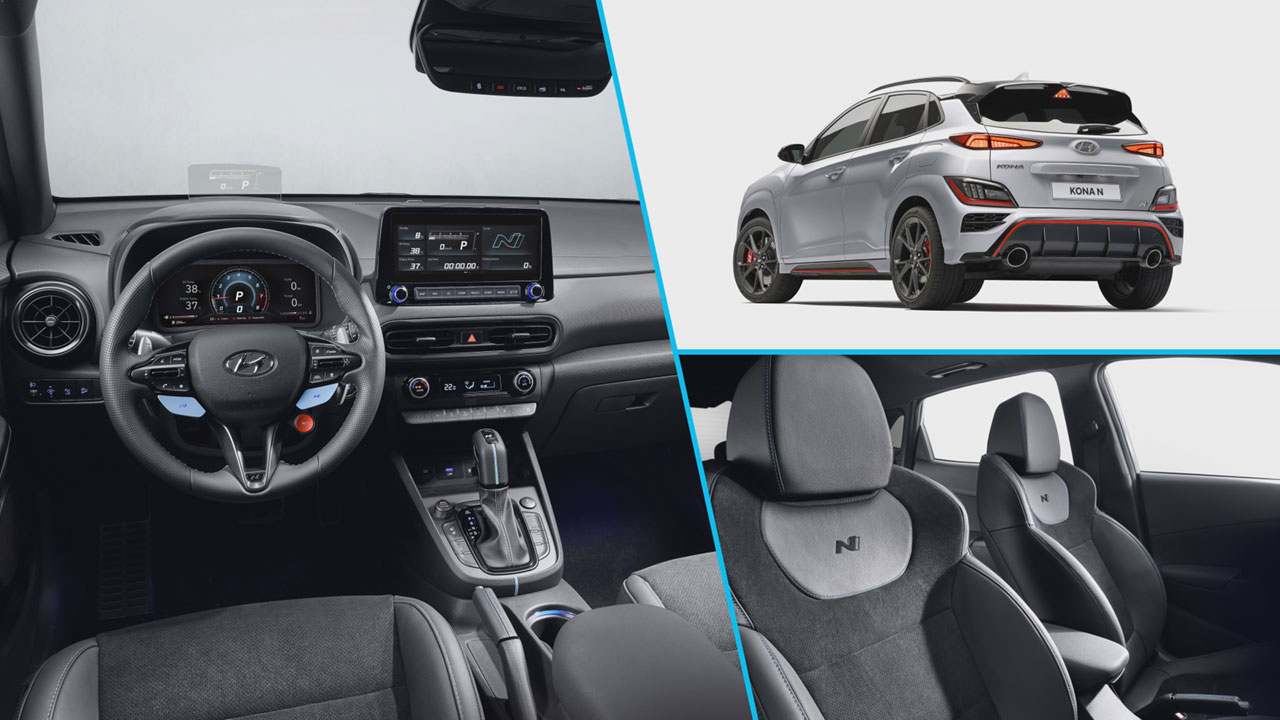 Hyundai Kona N beltere