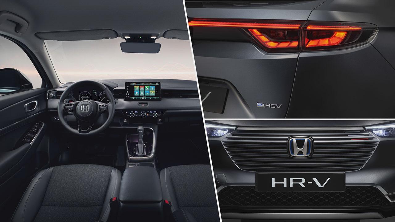 Honda HR-V e:HEV beltere