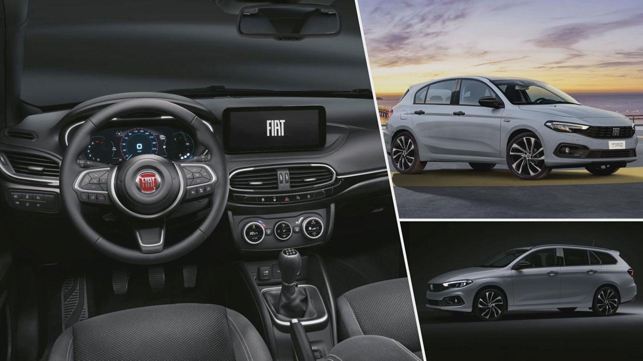 Fiat Tipo City Sport részletek
