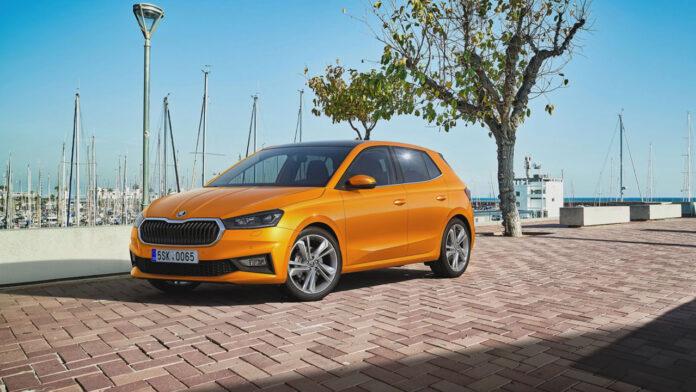 Új Škoda Fabia
