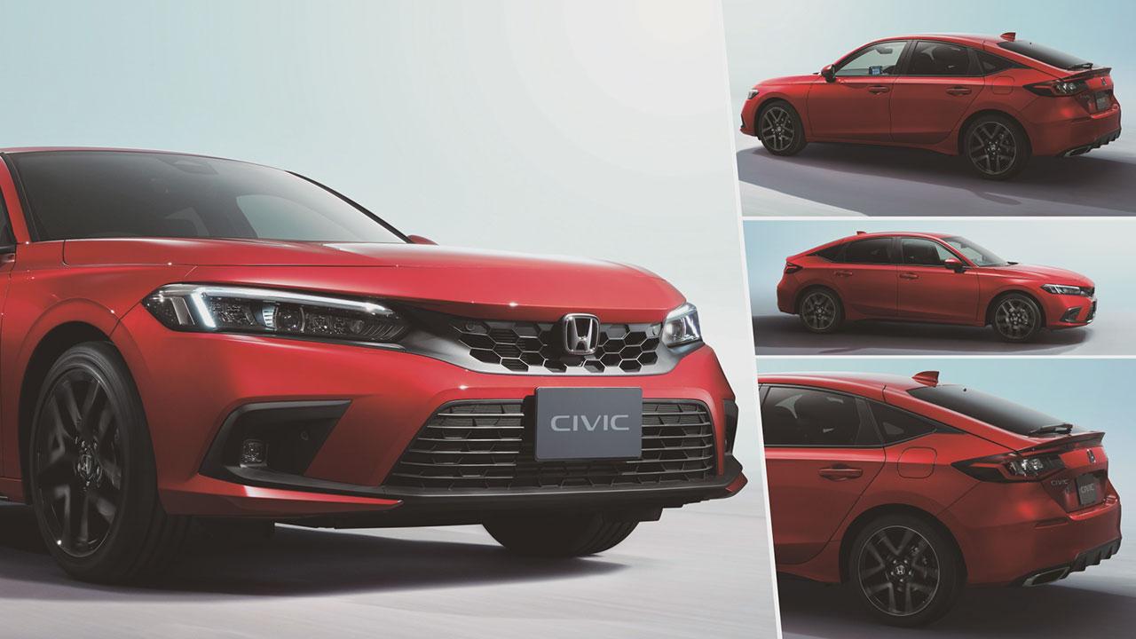 Honda Civic 11. nemzedéke
